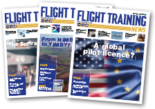 Subscribe to Flight Training News