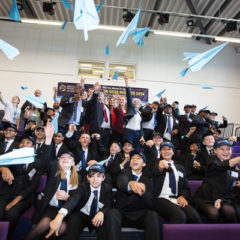Airbus launches Flying Challenge in UK