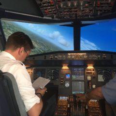 Cockpit4u Orders New A320 Fixed Base Simulator