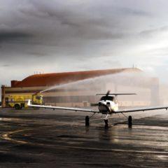 Keilir Aviation Academy take delivery of new DA40