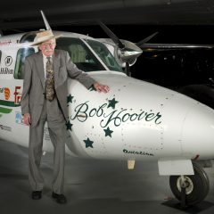 A true Legend has gone! RIP Bob Hoover