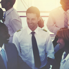 Airline Pilot Training 2016 – Stratford ArtsHouse, Tuesday November 29th