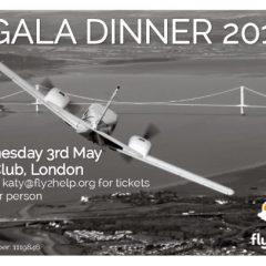fly2help Gala Dinner