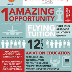 Cotswold Airport 2017 Aviation Scholarships open for applications