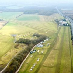 29th – 30th April 2017 / Microlight Trade Fair / Popham airfield, UK