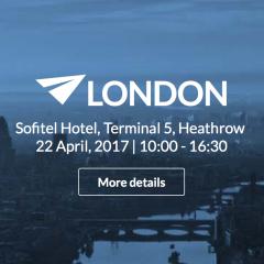 22nd April 2017 / Pilot Careers Live / Sofitel airport, Heathrow T5, UK