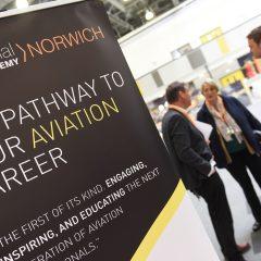 Aviation Skills Partnership open Norwich academy