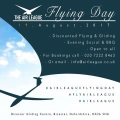 Air League Flying Day – 19th August