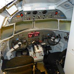 At last – a certified DC-3 flight simulator