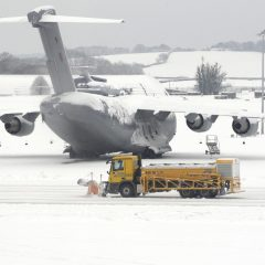De-icing the RAF way, Tad Higher
