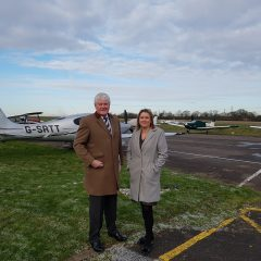 Government General Aviation champion Byron Davies to report on value of GA
