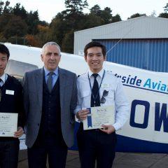 Hong Kong Scholars gain PPLs in Scotland