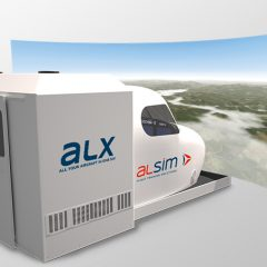 Tayside Aviation Invests in Alsim ALX Flight Simulator