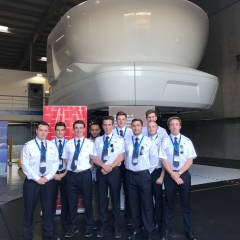 CAE Growing Pilot Intake