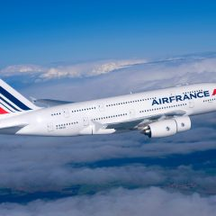 Air France Funding Pilot Training to Curb Shortfall
