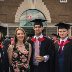 Helicopter Pilots Graduate with BSc (Hons) Degree