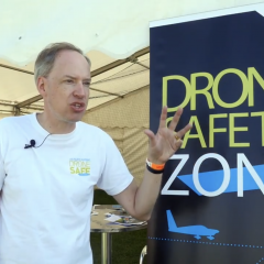 CAA Dronesafe at Sywell