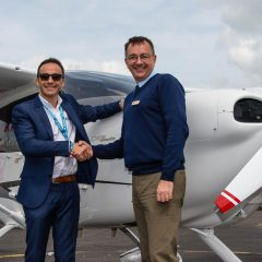 Jersey Aero Club Orders New Tecnams