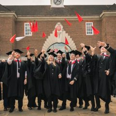 Middlesex University Celebrates New Aviation Graduates