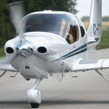 Diamond Aircraft Excited With The New DA40