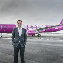 L3 CTS Signs Three Year Training Agreement with WOW Air