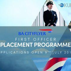 2018 BA Cityflyer First Officer Placement Programme