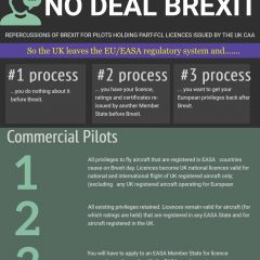 No Deal Brexit for Pilots