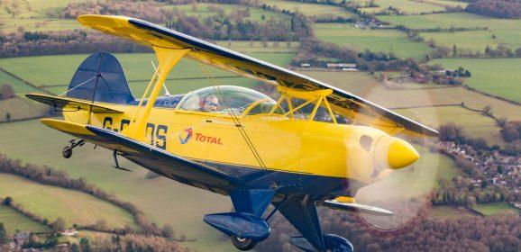 New Aerobatic Scholarship from Ultimate Aerobatics