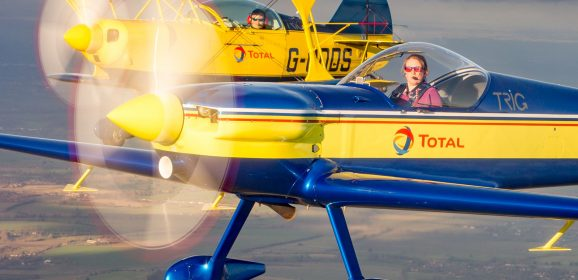 UPDATE: Ultimate Aerobatics Scholarship