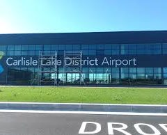 Carlisle Airport Wins Award