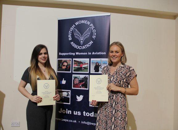 British Women Pilots' Association announces seven scholarships for 2019