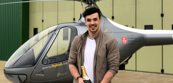 Helicentre Aviation awards fifteen professional scholarships