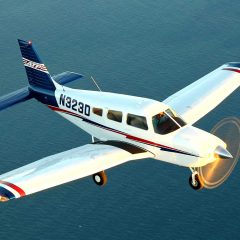 ATP Flight School Accepts Delivery of Eight Piper Archers