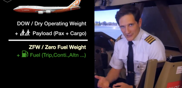 Why do Pilots Dump Fuel