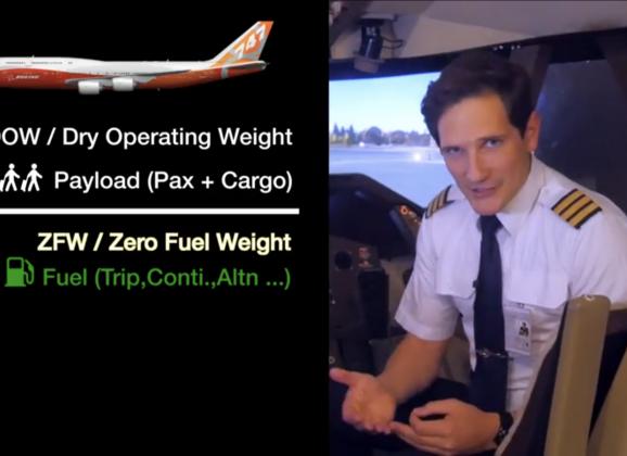 Why do Pilots Dump Fuel