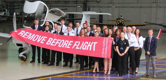 L3 Open New UK Base at Cranfield