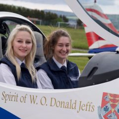 Tayside Graduates Swell Ranks of Professional Female Pilots