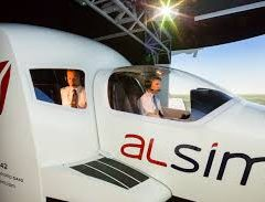European Flyers Chose ALSIM AL42