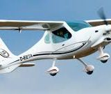 Flight Design F2e Makes First Public Flight