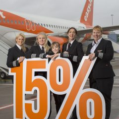 Aer Lingus Leads Europe in Female Pilot Numbers