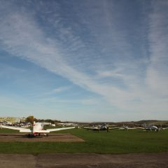 Old Sarum Airfield Closes – for now…