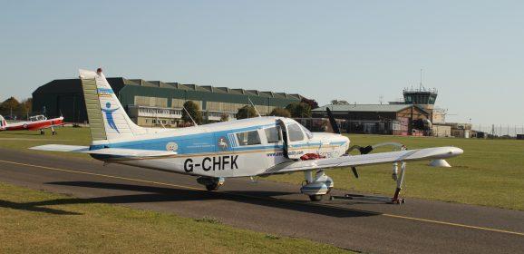 Aerobility raises record £101,000