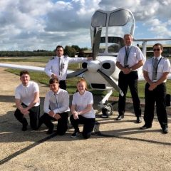 Prince's Trust Cadets Complete Scholarship Initiative with L3Harris Technologies