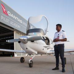 Quantas Opens new Flight Academy, Announces Scholarships