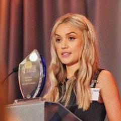 Aer Lingus pilot Lisa Cusack wins 2020 AWAR Dublin Trailblazer Award