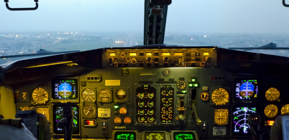 From the Flightdeck – James McBride