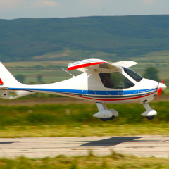 Microlight aircraft flight hours to count towards EASA PPL recency and revalidation